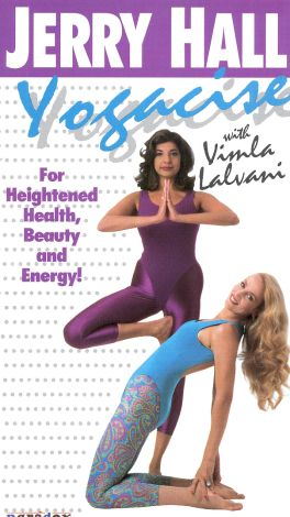 Jerry Hall: Yogacise