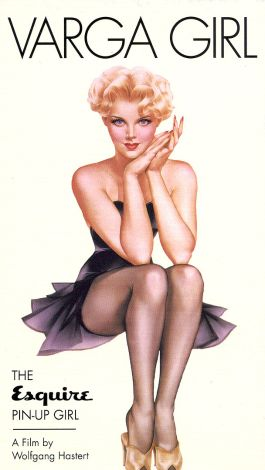 Varga Girl: The Esquire Pin-Up Girl