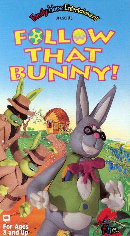 Follow That Bunny!