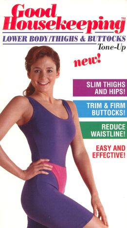 Good Housekeeping: Lower Body / Thighs & Buttocks Tone-Up