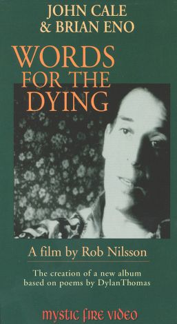 Eno And Cale: Words For Dying