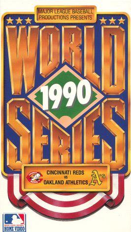 MLB: 1990 World Series - Cincinnati vs. Oakland