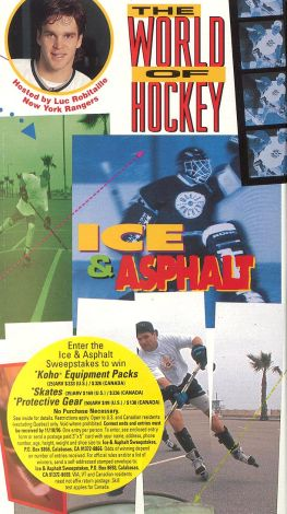 World of Hockey: Ice & Asphalt