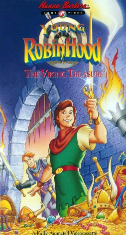 Young Robin Hood : The Viking Treasure