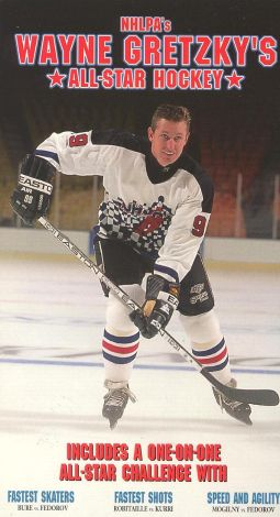 NHLPA: Wayne Gretzky's All Star Hockey