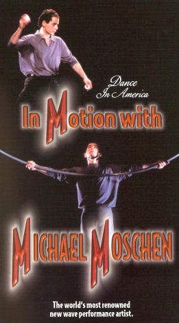 Michael Moschen: In Motion