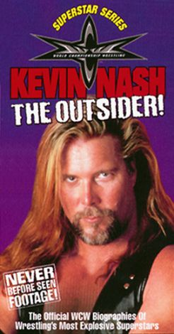 WCW: Kevin Nash - The Outsider!