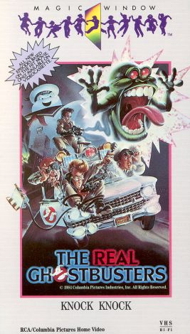 The Real Ghostbusters : Knock, Knock