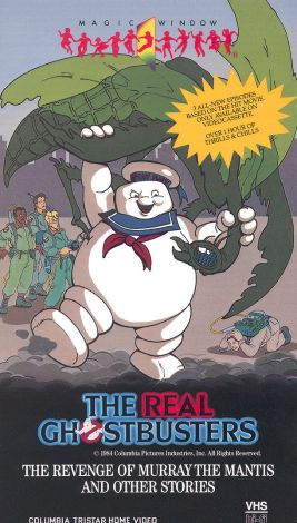 The Real Ghostbusters : Revenge of Murray the Mantis