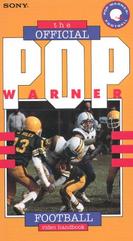 The Official Pop Warner Football Video Handbook