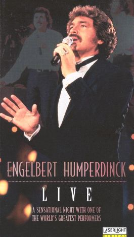 Engelbert Humperdinck at the Hippodrome