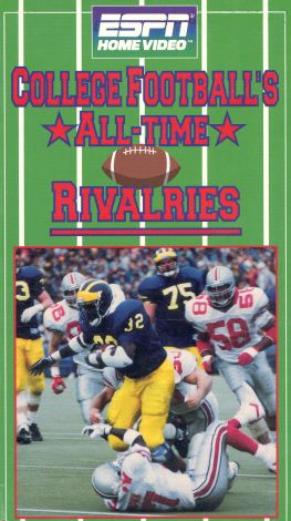 College Football's All-Time Rivalries