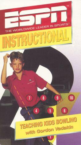 ESPN Instructional: Teaching Kids Bowling with Gordon Vadakin