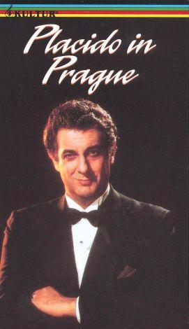 Placido Domingo Live in Prague