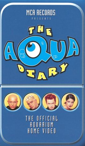 Aqua: Aqua Diary - The Official Aquarium Home Video