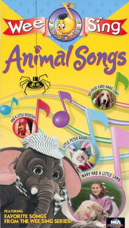 Wee Sing: Animal Songs