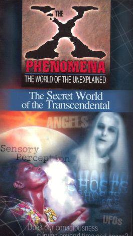 X - Phenomena---The World of the Unexplained
