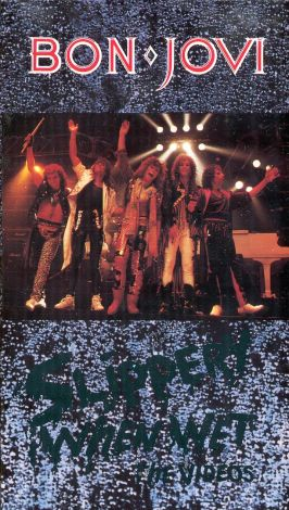 Bon Jovi: Slippery When Wet - The Videos