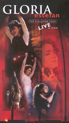 Gloria Estefan Evolution Tour