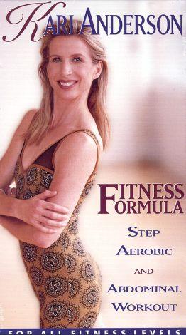 Kari Anderson: Fitness Formula Step Aerobic & Abdominal Workout