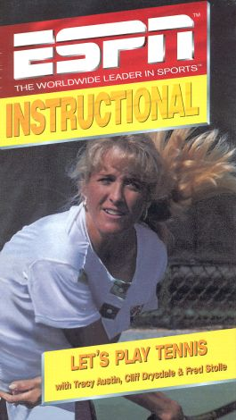ESPN Instructional: Let's Play Tennis with Tracy Austin, Cliff Drysdale & Fred Stolle