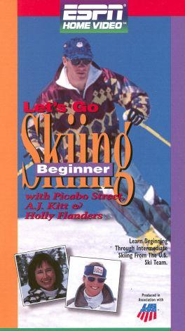 Let's Go Skiing: Beginners