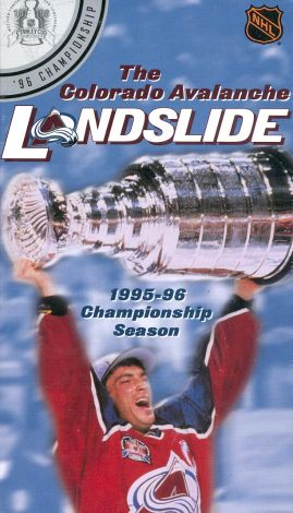 The Official 1996 Stanley Cup Championship: The Colorado Avalanche - Landslide!