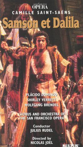 Samson et Dalila (San Francisco Opera)