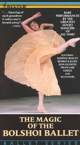 The Magic of the Bolshoi Ballet