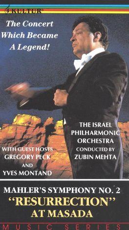 "Mahler: Symphony No. 2 ""Resurrection at Masada"""