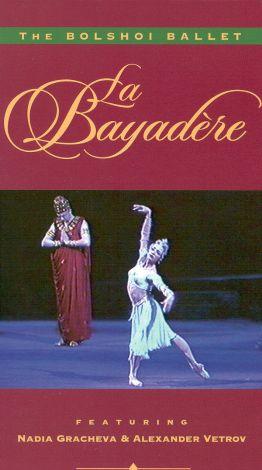 La Bayadère (Bolshoi Ballet)