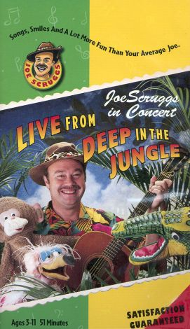 Joe Scruggs: In Concert - Live from Deep in the Jungle