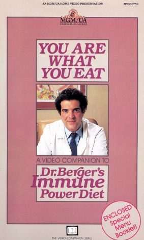 Dr. Berger: You're What You Eat