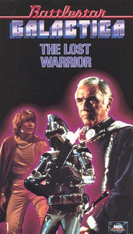 Battlestar Galactica : The Lost Warrior