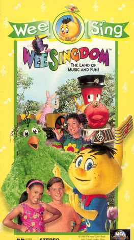 Wee Sing: Wee Singdom - The Land of Music and Fun