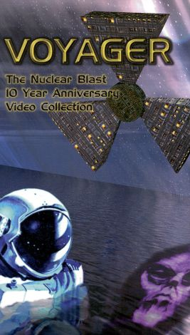 Voyager: The Nuclear Blast 10 Year Anniversay Video Collection
