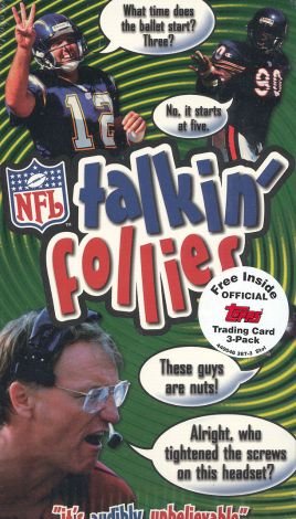 NFL Football Follies