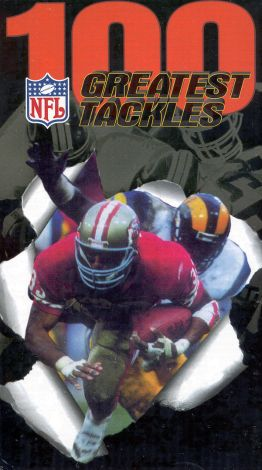 NFL's 100 Greatest Tackles