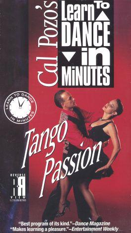 Cal Pozo's Learn to Dance in Minutes: Tango Passion