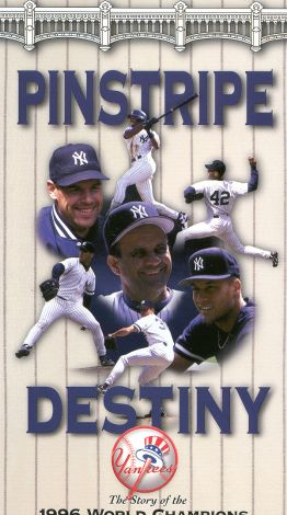 MLB: Pinstripe Destiny - The Story of the 1996 World Champions New York Yankees