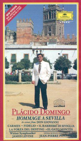 Placido Domingo: Hommage a Sevilla
