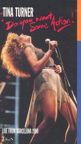 Tina Turner: From Barcelona