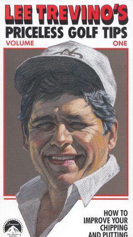 Lee Trevino's Priceless Golf Tips, Vol. 1