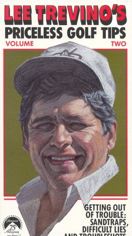 Lee Trevino's Priceless Golf Tips, Vol. 2