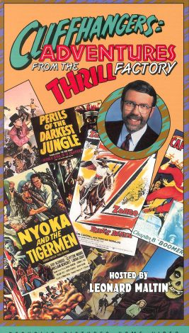 Cliffhangers: Adventures from the Thrill Factory