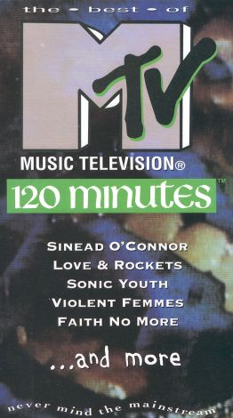 MTV: Best of 120 Minutes