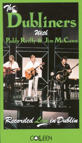 Dubliners Live with Paddy Reilly and Jim McCann
