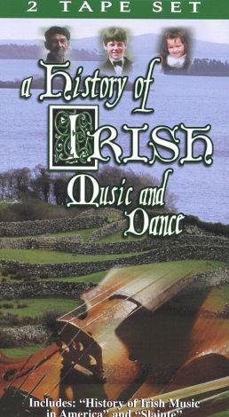 History of Irish Music and Dance