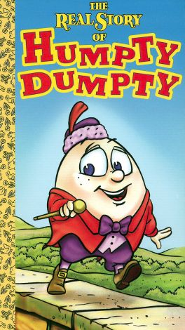 The Real Story of Humpty Dumpty
