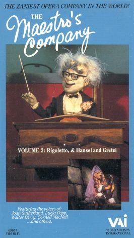 The Maestro's Company, Vol. 2: Rigoletto & Hansel and Gretel